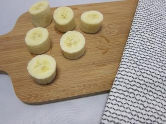 Bananas with Fresh
