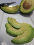 Avocados with Fresh