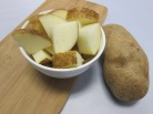 Potatoes with Fresh