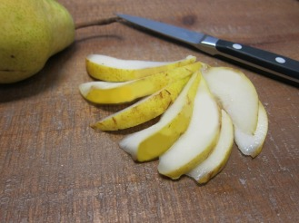 Pears with Fresh